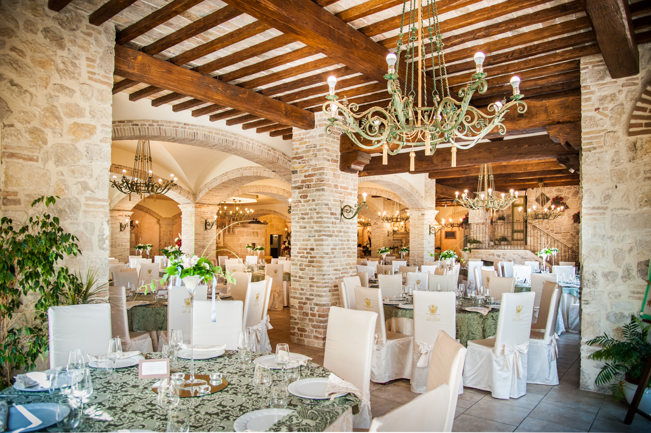 Sala Berardi Hotel Le Gole